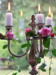 The Flame Of A Candle, The Fragrance Of A Rose, The Dawn Of The Morning, Lie's In Sweet Repose......