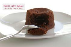 Coulant de chocolate | Recetas de postres y dulces | Postres Entre Amigos