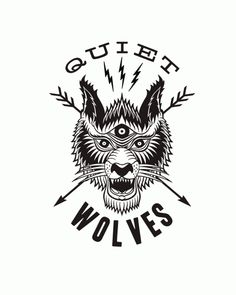 This is far too detailed/busy for a logo image but wondering if there would be a way to really simplify a wolf face?