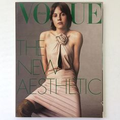 Instagram media by ideabooksltd - Could just Instagram every page. Steven Meisel's cover shoot for Vogue Italia July 1999. The Group. Forty pages in all and all as good as fashion photography ever was / will be. Email if you want@idea-books.com #stevenmeisel #thegroup #vogue #italia #1999