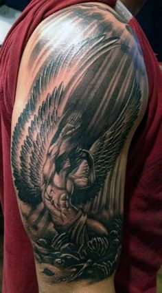 Half Sleeve Tattoos For Guys