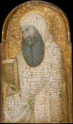 Guido Palmeruccio (Guiduccio Palmerucci)   Saint Romuald   The Metropolitan Museum of Art
