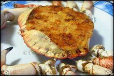 Una chapucillas y cocinillas en casa: Txangurro gratinado
