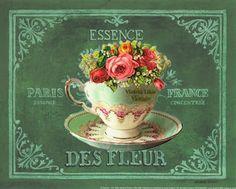 Violeta lilás Vintage: Essência de Flores do Vintage