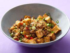 Tofu, Veggie and Sesame Fried Rice