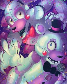 I\'m DeAd so gnight Nightguards!~ Also I like this art so much . . © > SamanthaSawyer . . [Tags:] #fivenightsatfreddyssisterlocation #fnafsisterlocation #sisterlocation #fnafsl #funtimefoxy #funtimefreddy #bawnbawn #bonnet #circusbaby #bidybab #ballora #ennard #minireena #fnaf #fnaf2 #fnaf3 #fnaf4 #fnafworld