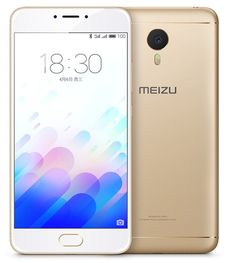 Meizu M3 Note with 5.5-inches Full HD and fingerprint sensor official