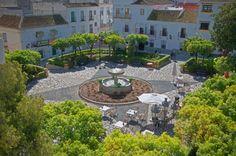Plaza de Las Flores - The Flowers place