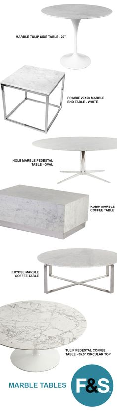 Nothing is more elegant and luxurious than marble. Marble's delicate aesthetic and brilliant coloring makes it sought after for high-end residential and commercial spaces alike. When you add marble to your space, you are taking your interior to the next l
