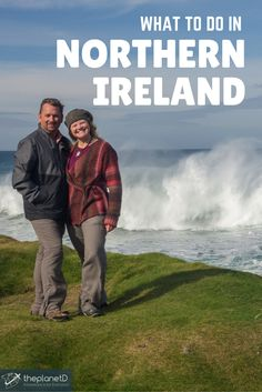 The Causeway Coastal Route in Northern Ireland is only 314km long, however, it was rated one of the world's top five road trips. The drive takes you through rugged coastline, sandy beaches, and picturesque villages. | The Planet D: Adventure Travel Blog