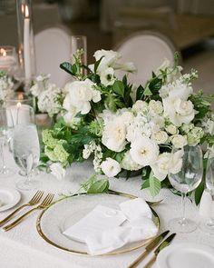 wedding – Page 9 – Blush Botanicals Wedding Table Settings, Wedding Flower Arrangements, Wedding Centerpieces, Wedding Bouquets, White Floral Centerpieces, White Floral Arrangements, Tall Centerpiece, All White Wedding, White Wedding Flowers