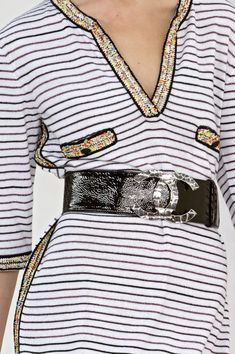 Chanel Spring 2007 - Details CLICK THIS PIN if you want to learn how you can EARN MONEY while surfing on Pinterest