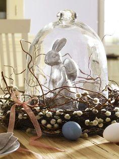 Eine tolle Deko-Idee zu Ostern! Was Sie brauchen? Erfahren Sie bei WUNDERWEIB.de