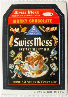 Swiss Mess = Swiss Miss