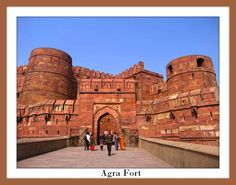 Agra, India India Travel, Us Travel, Places To Travel, Agra Fort, Louvre, Photography, Fotografie, Photograph, Destinations