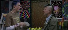 GIPHY is your top source for the best & newest GIFs & Animated Stickers online. Slc Punk, Moon On The Water, Film Movie, Movies, Pulp Fiction, Good News, Art, Movie, Films