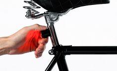Lucetta, luz de bici imantada de quita y pon, que cabe en el bolsillo. http://www.palomarweb.com/cms/content/lucetta
