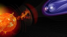 """$40 billion a day for solar super-storms   EarthSky 1/20/17 The probability of another event like the 1859 Carrington event is – at any given time – low. But many believe it's """"almost inevitable"""" one will occur, eventually"""
