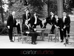 men in tuxes are quite nice  www.scarterstudiosblog.com