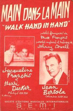 Main dans la main (Walk Hand In The Hand)