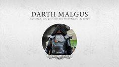 Darth Malgus Costume Armor - Dragon*Con 2012 and Star Wars Celebration VI