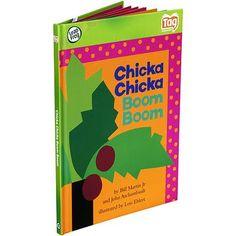 Chicka Chicka Boom Boom Ideas from frogsbeesundertheseas blogspot