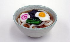Mini Tsukimi Udon Noodles Available at the Japan Trend Shop