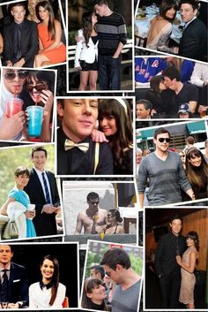 Monchele collage