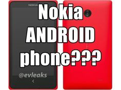 Nokia is said to be about to unveil its oft-rumored Android phone. Yes, really:Android. According to two separate reports, we'll see it launch next year — probably as early as January. Code-named Normandy, it's aimed at price-sensitive markets, where the limited Asha platform ...