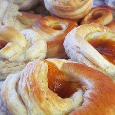 Deliciosas #danesas de #chabacano