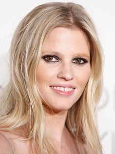 Lara Stone in Cannes