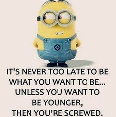 Funny Minion Quotes and Sayings... - Funny, funny minion quotes, Minion, Minion Quote Of The Day, Quotes, sayings - Minion-Quotes.com