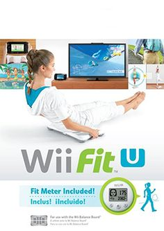Wii Fit U [AVAILABLE NOW]