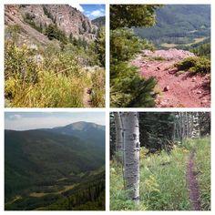 My favorite rides are always off the beaten path. #colorado #crestedbutte #mtb #mountainbiking #mtbhome