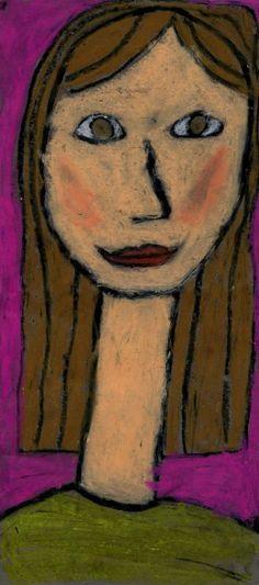 Another Modigliani Portrait
