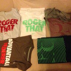 #RF #Shirt #Tshirt #T-shirt #tee #nike #niketennis #tennis #rogerfederer #federer #rogerthat