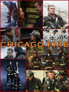 One of the best shows in tv... Chicago Fire!!!