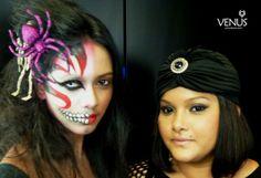 Haritha Shan, M.A.C Senior Artist and The Beauty Ripper