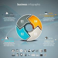 Business Infographic - #Infographics Download here: https://graphicriver.net/item/business-infographic/12725573?ref=alena994