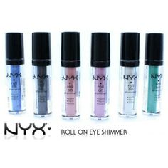 NYX ROLL ON EYE SHIMMER