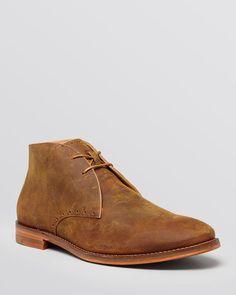 Cole Haan Cambridge H20-Resistant Chukka Boots