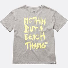 Avoid basic beaches and basic tees. Customize your staples with the graphic Billabong Basic Tee. The 100% cotton short sleeve tee displays curated graph...