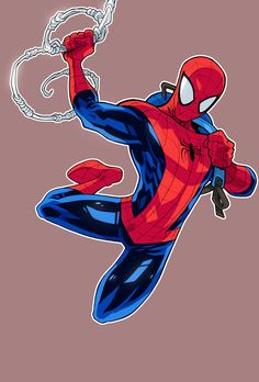 #Spiderman #Fan #Art. (Spider-Man) By: EDWIN HUANG. (THE * 5 * STÅR * ÅWARD * OF: * AW YEAH, IT'S MAJOR ÅWESOMENESS!!!™) ÅÅÅ+ 1. 1