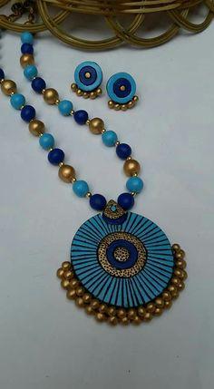 Real terracotta jewelry 950/-
