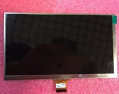 """New LCD Display Matrix For 7"""" Oysters T72MR 3G Tablet LCD screen panel Digitizer Lens Replacement Free Shipping"""