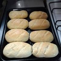 Sandwich type bread for Pablo Facundo Parodi recipe - Sandwich type field bread - Healthy Eating Tips, Healthy Nutrition, Rice Recipes, Mexican Food Recipes, Sandwiches, Hispanic Kitchen, Polish Recipes, Vegetable Drinks, Frosting Recipes