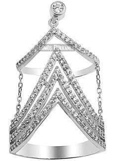 Zincirli Bayan Yüzükler, Gümüş Yüzük 85 TL. http://www.gumusdukkani.com/yuzuk/zincirli-gumus-yuzukler.asp  #yüzük #gümüşyüzük #yüzükmodelleri #yüzüksiparişi #yüzüksatınal #zincirliyüzük #bayanyüzük #erkekyüzük #gümüşerkekyüzük