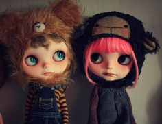 Ah these faces! by Vainilladolly, via Flickr