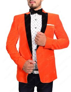 Artistically designed Kingsman Orange Tuxedo Blazer is a stagnant piece of creation made from pure Velvet Fabric for all the lovers who likes unique art. Eggsy Kingsman, Taron Egerton Kingsman, Shearling Jacket, Leather Jacket, Wedding Seating Plan Template, Film Jackets, Kingsman The Golden Circle, Kingsman The Secret Service, Orange Jacket