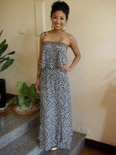 Jeannie Mai. love the dress